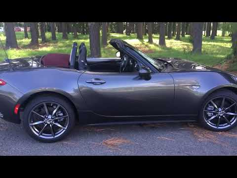 New 2018 Mazda MX-5 Miata Club RWD 2D Convertible