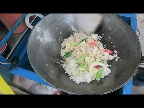 Pork Fried Rice – Stir Fry – Thai Food Recipes