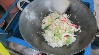 Pork Fried Rice - Stir Fry - Thai Food Recipes