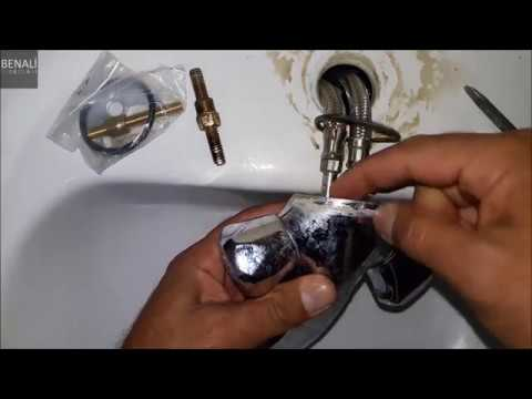 Rocking, Loose Kitchen, Bathroom, Wash Basin How to Repair