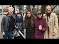 Vegan in New York - VLOG  - ft. Nina & Randa & Willie