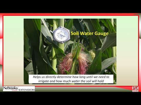 Part 1 How to Schedule Irrigations with Soil Water Data: Irrigation Scheduling Basics