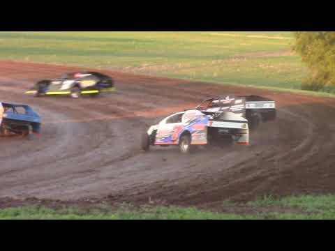 Salina Speedway 7-12-19 *SalinaUsedCars.Com* IMCA Modifieds