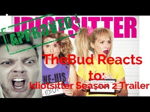 Download Idiotsitter Season 2   Trailer Reaction