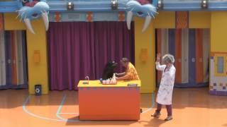 Sea Lion High full show