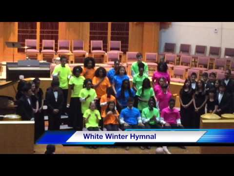 2015 North Dallas Adventist Academy Spring Concert White Winter Hymnal