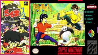 Super Mario Kart - Rainbow Road (Ranma ½: Hard Battle Arranged)