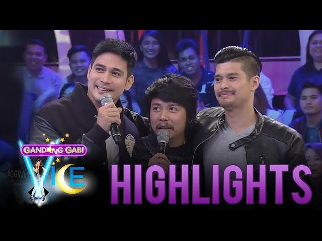 GGV: Piolo, Empoy and JC reveal the number of serious relationships they had