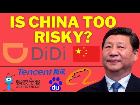 What DiDi Scandal Means for Alibaba, Tencent & Other Chinese Stocks? (Is China Too Risky to Invest?)