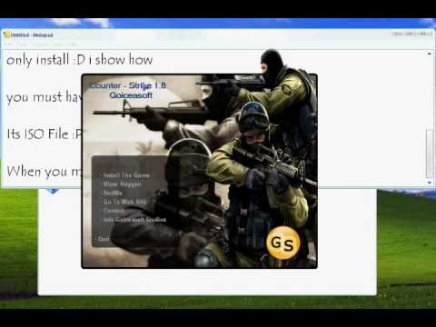 free download counter strike 1.8 for pc full version