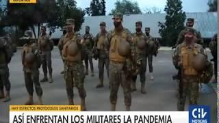 El aporte del Ejército de Chile en tiempos de Pandemia