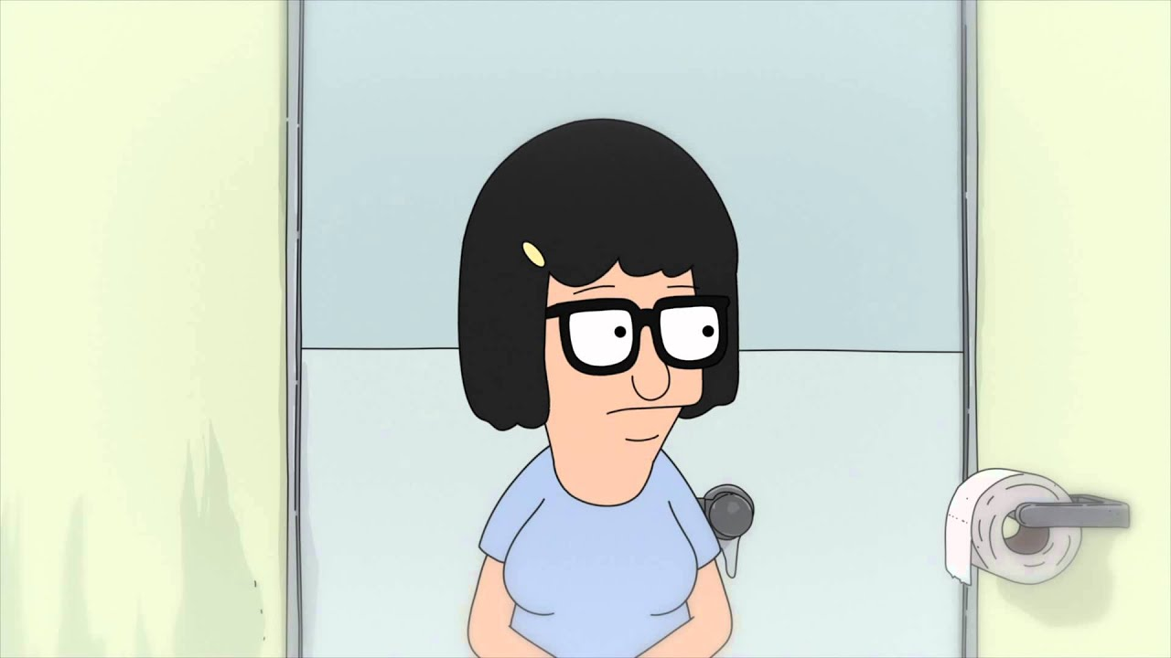 Bob S Burgers Tina In The Bathroom Youtube