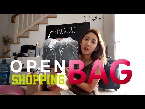 OMG (โอ๋ มาย ก้อด) | สิงคโปร์ | เปิดถุงชอปปิ้ง + เม้ามอย สาระไม่มี เม้าล้วนๆ
