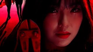 What if Red Velvet 'Bad Boy' was a horror movie trailer?