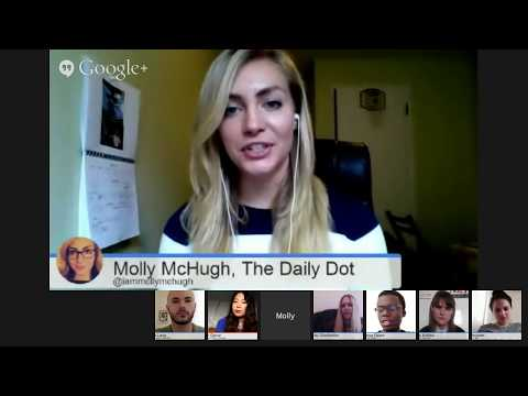 "The Daily Dot and special guests Talk  ""Sex - Tech"" - How apps are changing hookups, dating, and ..."