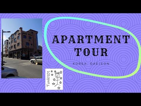My Apartment Tour in South Korea - Daejeon