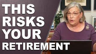 Retirement Plan Dangers: 401K, IRA, ETF's, Mutual Funds, Pensions, etc.