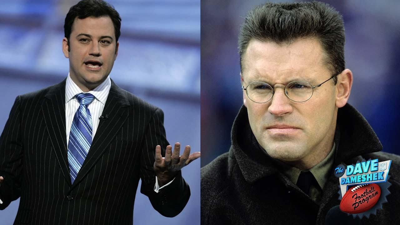 Does Howie Long Dislike Jimmy Kimmel Killin Time With Shek