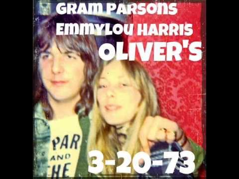 Gram Parsons- Live at Oliver's in Boston 3/20/73 CLEANED!