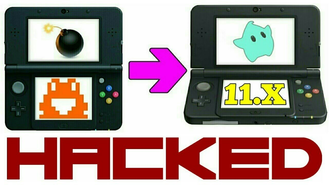 How to install CFW on Nintendo 3DS 11 10 for FREE using BannerBomb3 +  Fredminer
