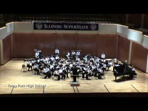 2015 SuperState Illinois Tinley Park High School