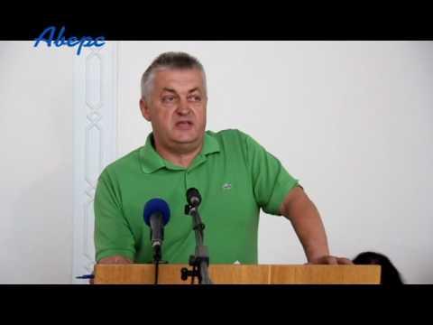 ТРК Аверс: «Потрібно не роздумувати, а діяти», - голова Волиньради про сморід у Луцьку