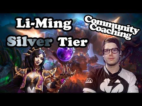 TS Kala - Coaching - Silver Li-Ming