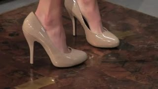 Outfits That Go With Nude Pumps : Fashion Outfits