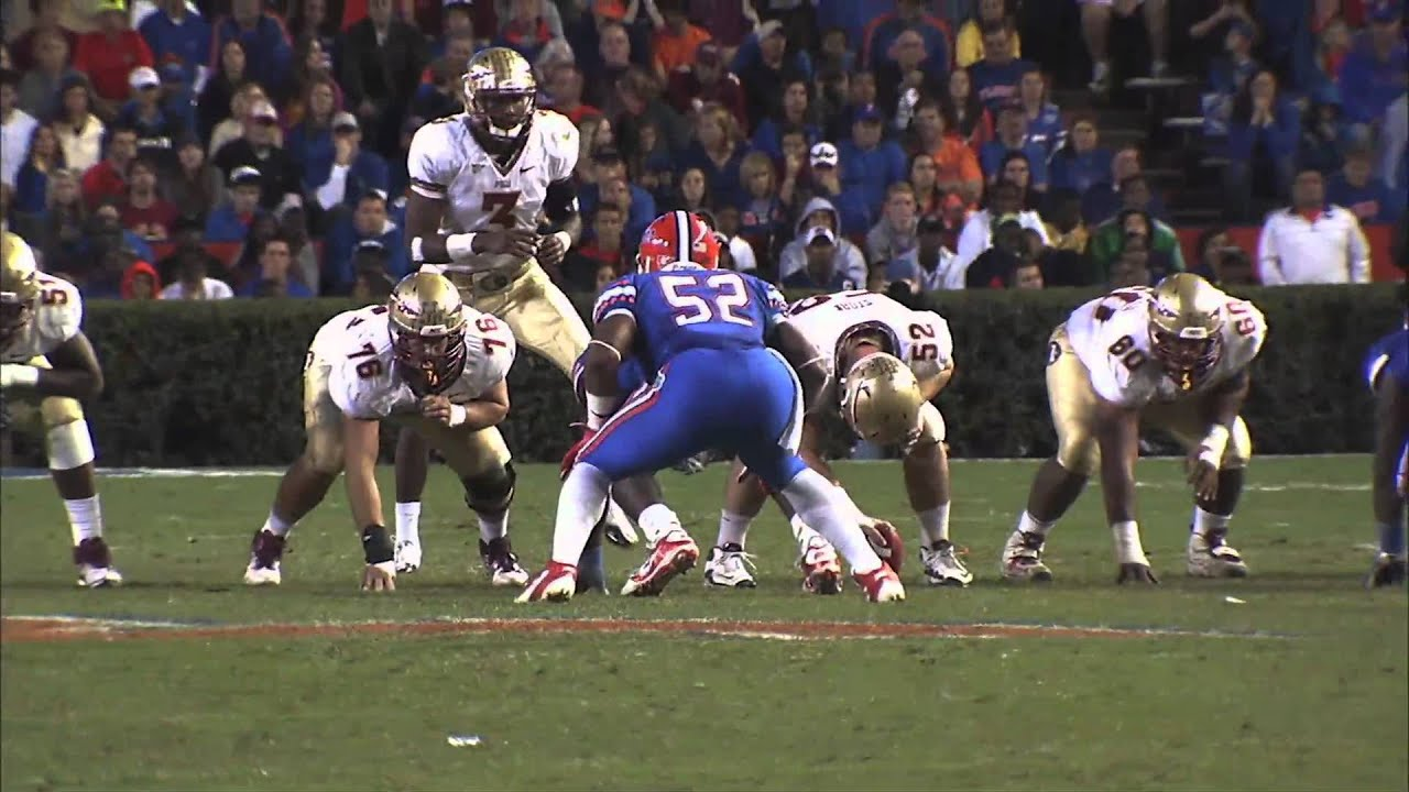 First Look: 2012 FSU Football - YouTube