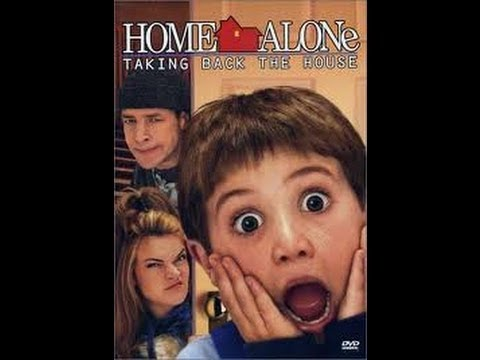 Flashback Review Of Home Alone 4: Taking Back The House ...