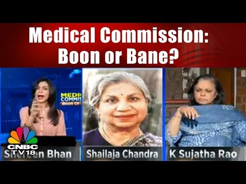 Medical Commission: Boon or Bane? | Medical Commission Bill 2017 | CNBC TV18