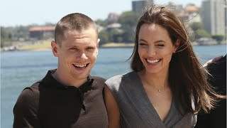 Jack O'Connell Says He Misses Angelina Jolie