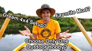 Ask Me Anything | Q & A On The Water