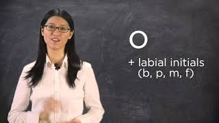 Chinese Pronunciation III: Single Vowel Finals