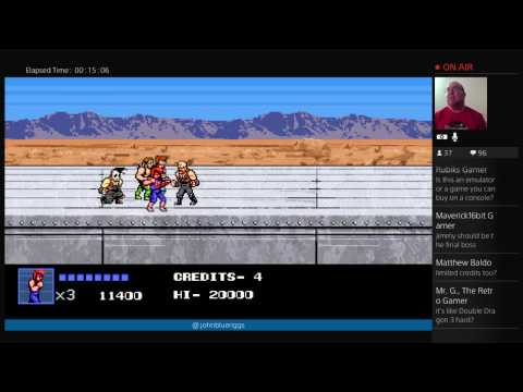 Double Dragon IV PS4 / RIGGS