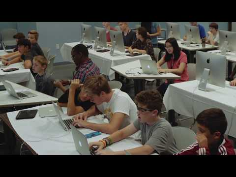 Asheville School's App Camp 2017