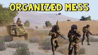 Organized Mess | ArmA 3