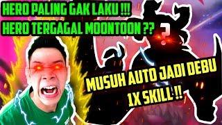1X COMBO DIJAMIN MUSUH MATI BOSS!! GAK MATI?? POTONGG!! - Mobile Legends