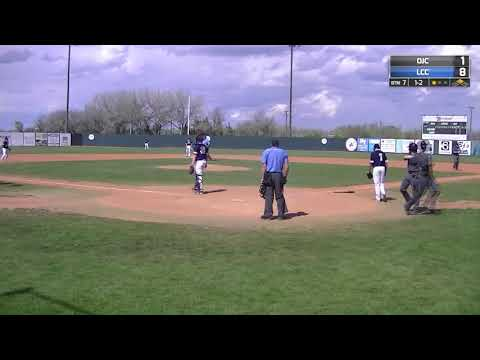 Baseball--Lamar Community College vs. Otero Junior College