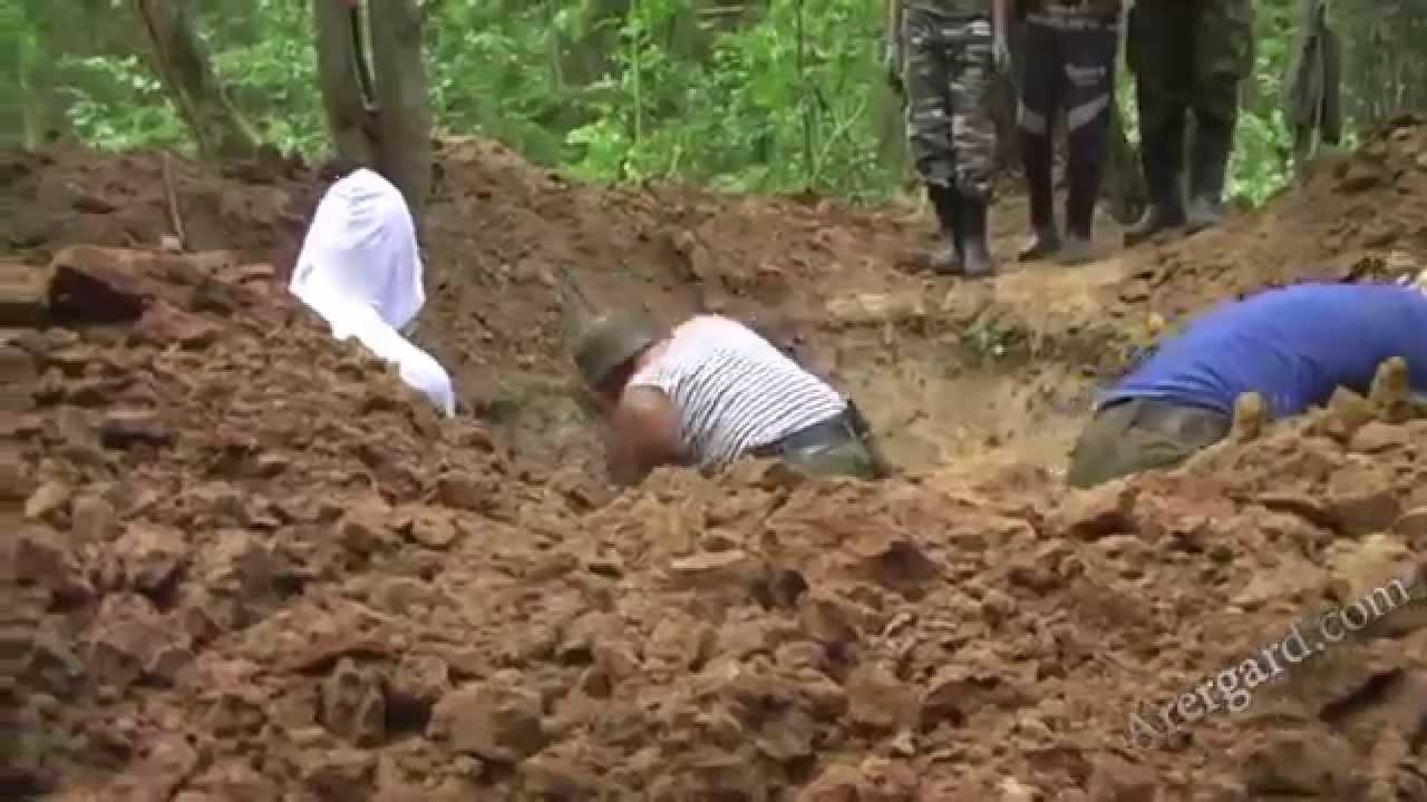 Детская Вахта Памяти - наука поиска останков оставшихся на полях сражений солдат