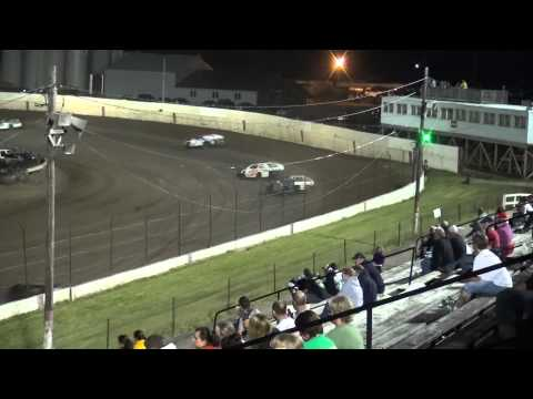 Farley Speedway IMCA Modified feat.6/6/14