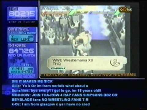 Game Network 2002 footage #1