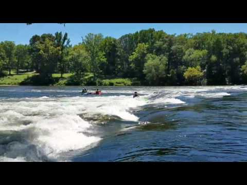Ouachita River Whitewater Park (Rockport)