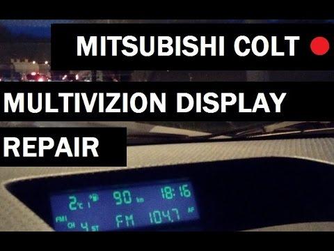 mitsubishi lancer ошибка u1108
