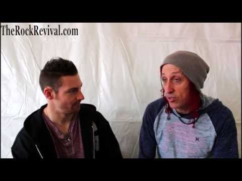 Sevendust Interview with Morgan Rose at Carolina Rebellion 2013