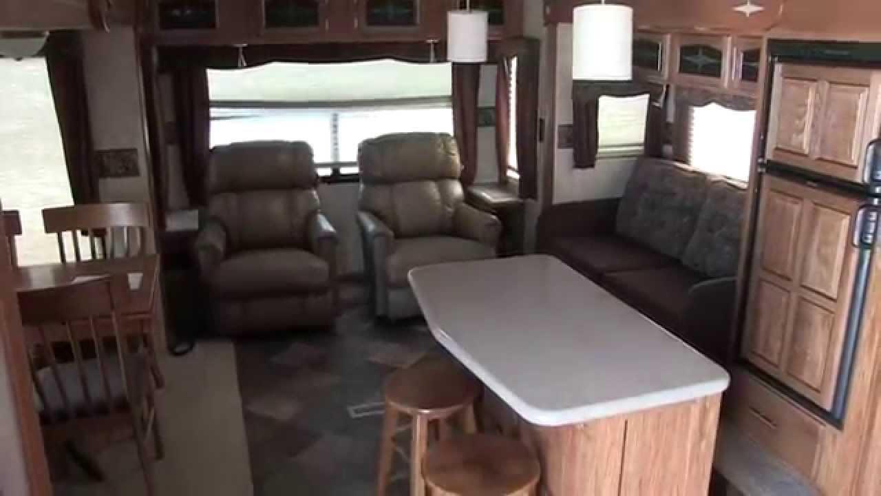 2013 Flagstaff Classic Super Lite 832ikbs Youtube