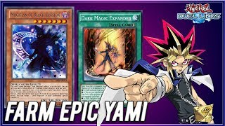 [Yu-Gi-Oh! Duel Links] How To Farm Epic Yami Yugi Level 40