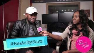 Sarz Tells All In Exclusive Interview With The Raro Lae Show