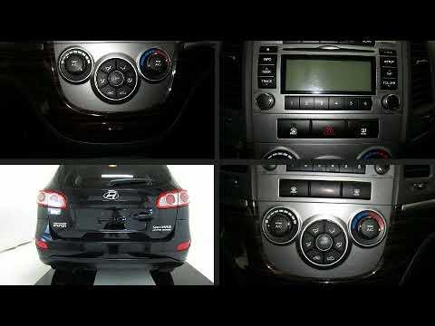 2010 Hyundai Santa Fe GL 3.5 Sport in Winnipeg, MB R3T 6A9