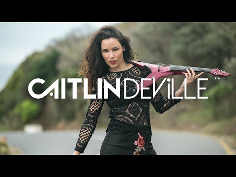 Wild Thoughts (DJ Khaled, Rihanna, Bryson Tiller) - Electric Violin Cover | Caitlin De Ville
